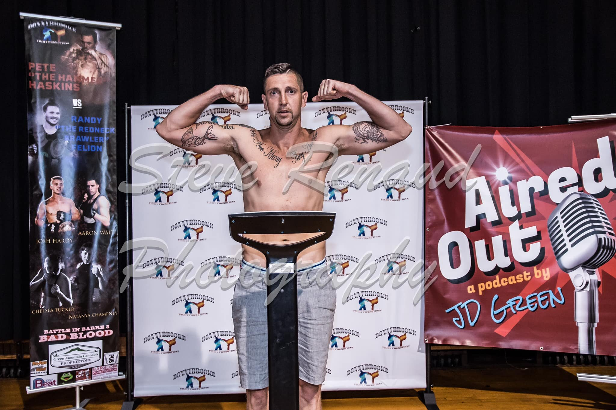 Lliam Carrol - Undefeated fighter and #1 contender for the DonnyBrooke 185lb Muay Thai titleFights out of United Fighting Arts Institute,Trains under Highley Decorated Thai Instructor Kru Ballard at UFAI