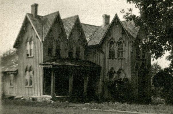 The Seven Gables House