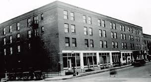 Hotel Kerns Before