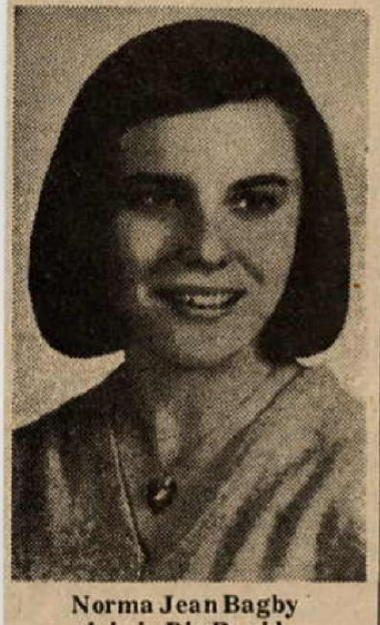 Norma Jean Bagby