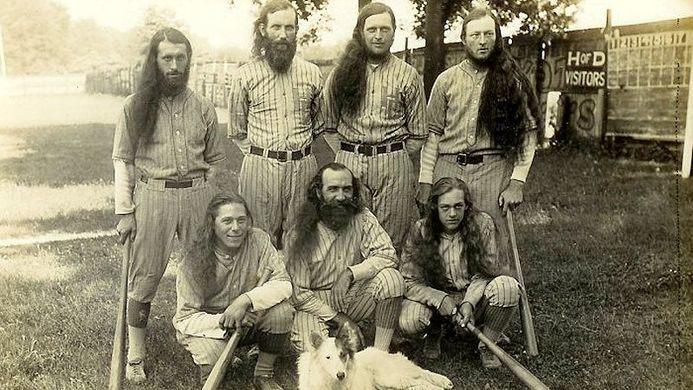 HoD Baseball Team