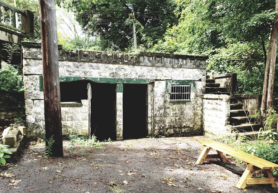 Eden Springs Jail