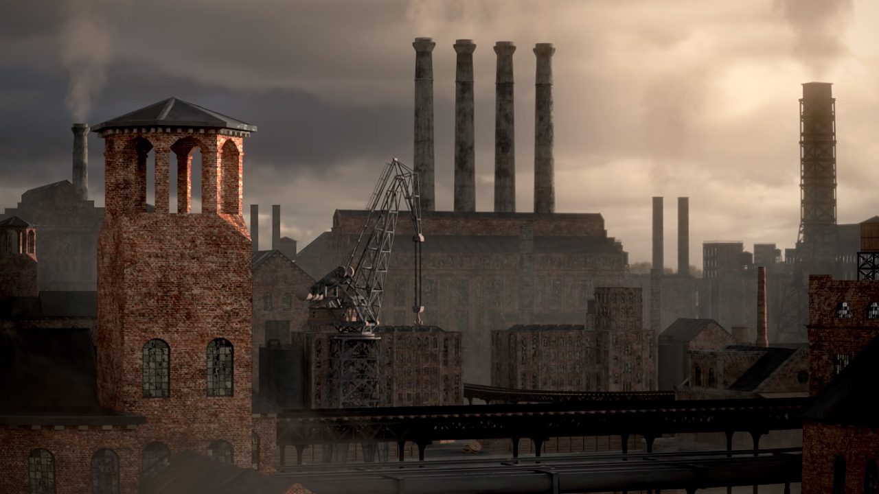 KB3DContest - Industrial — Ian Smith