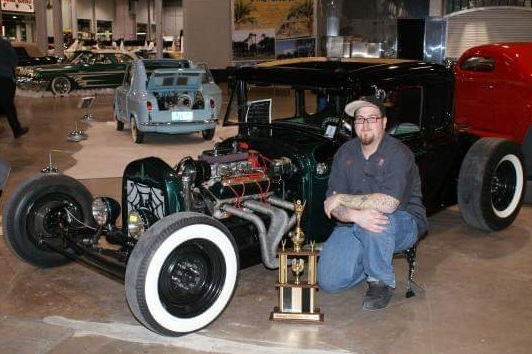 Jeff Weston - Previously the lead tech at Snake Alley Customs in Des Plains, IL Jeff's 20 years experience fabricating for custom cars and hot rods and has an eye for detail that will put any builder through it's paces.