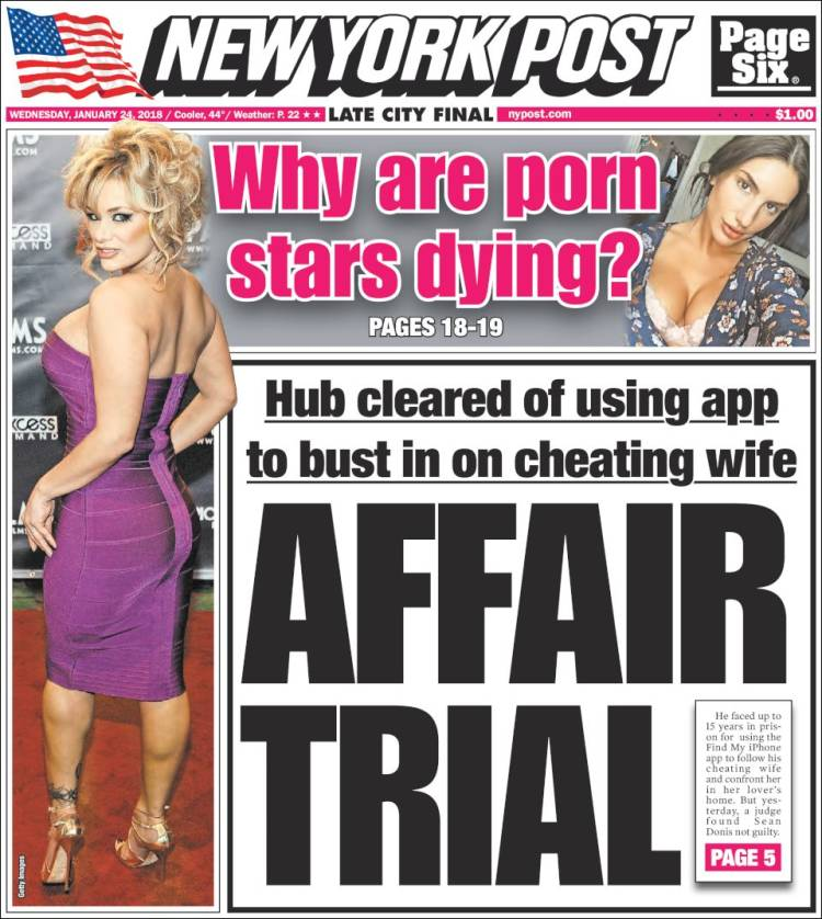 Read about our 2018 acquittal of Sean donis  iN THE NEW YORK POST,