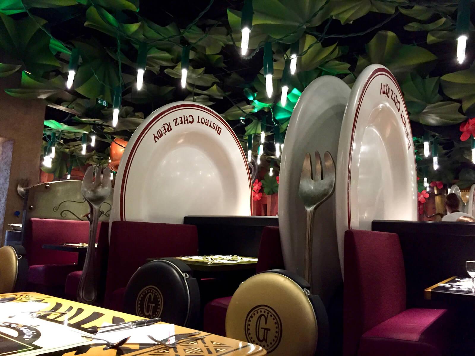 Disneyland Paris Chez Remy