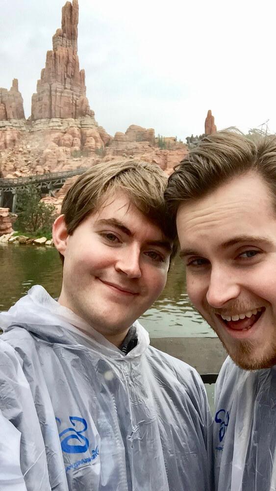 Disney Ponchos - Disneyland Paris