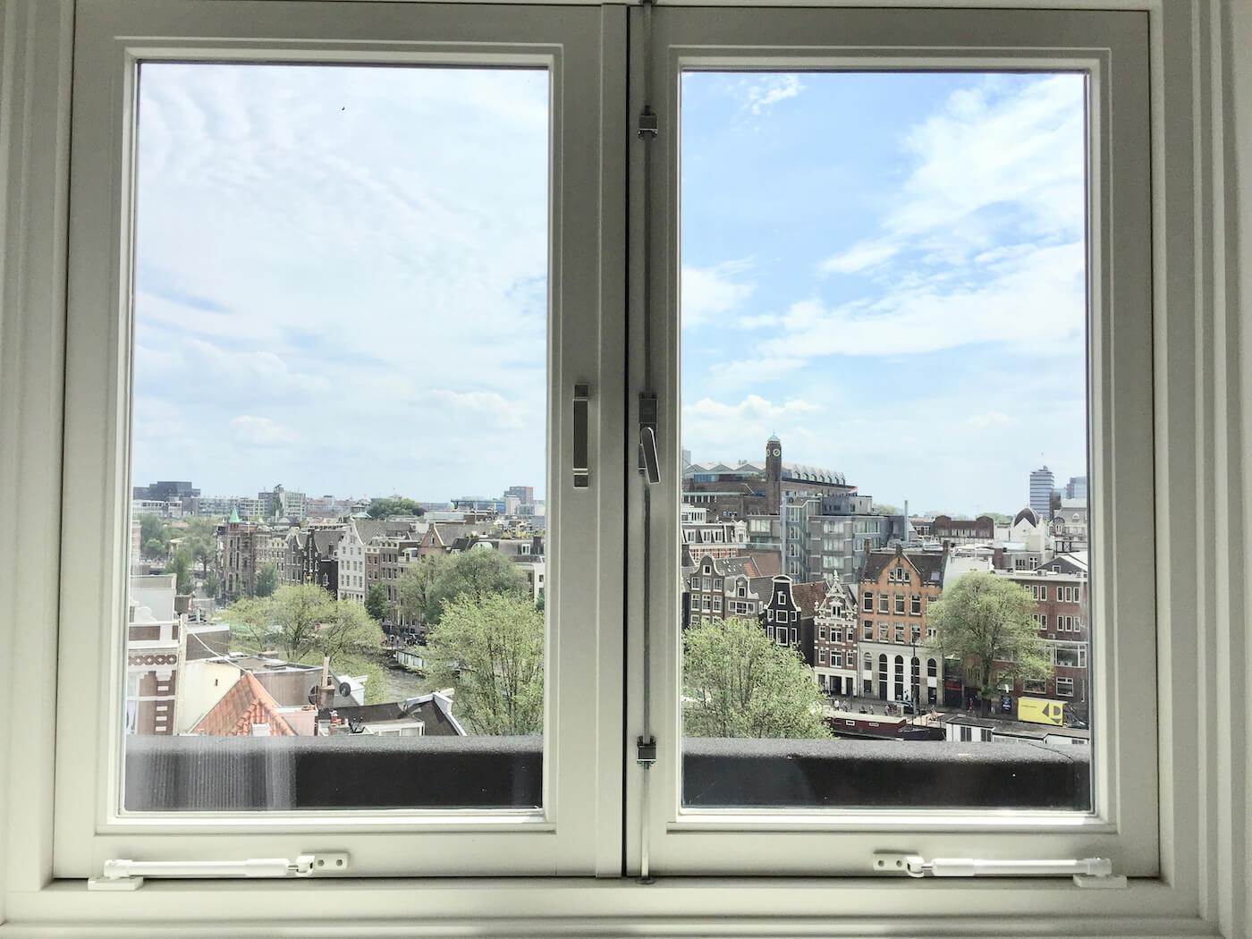 Doelen Superior Room View