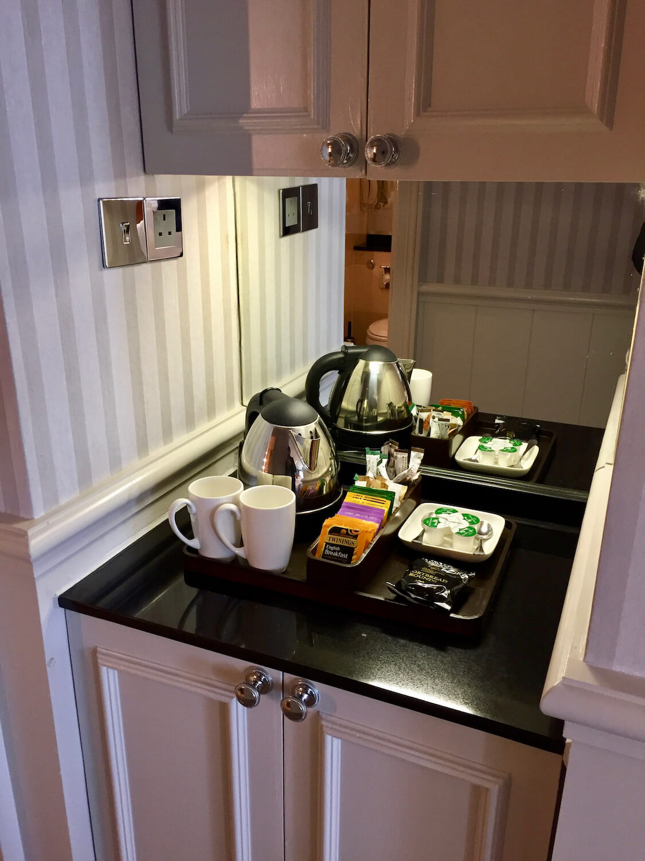 Old Course Room Amenities - Tea-Coffee