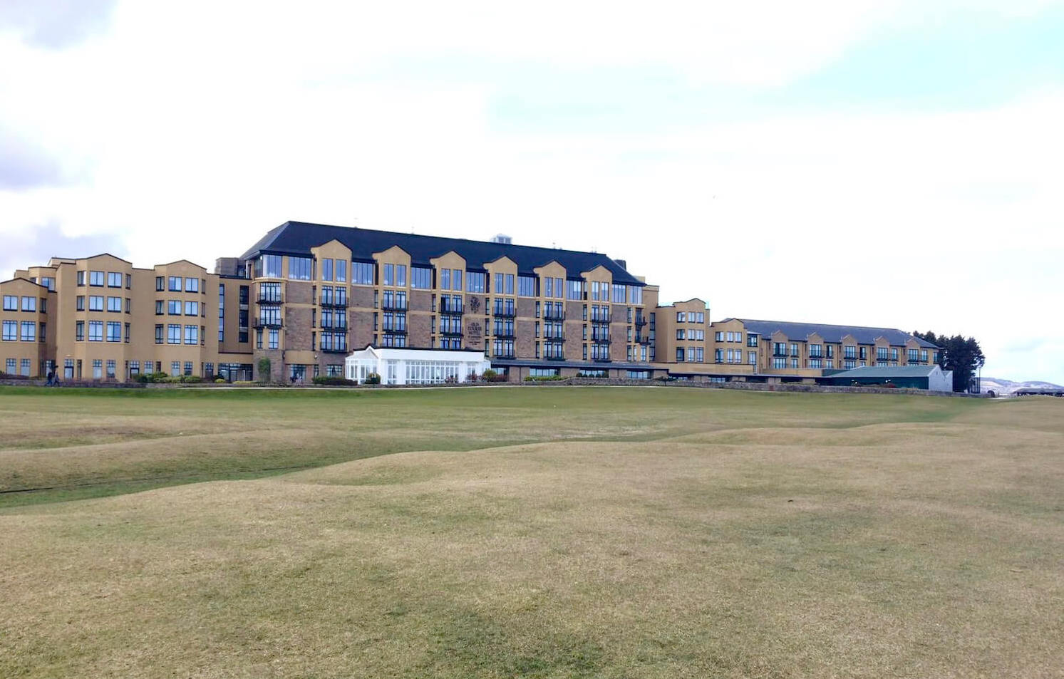St Andrews Old Course and Hotel