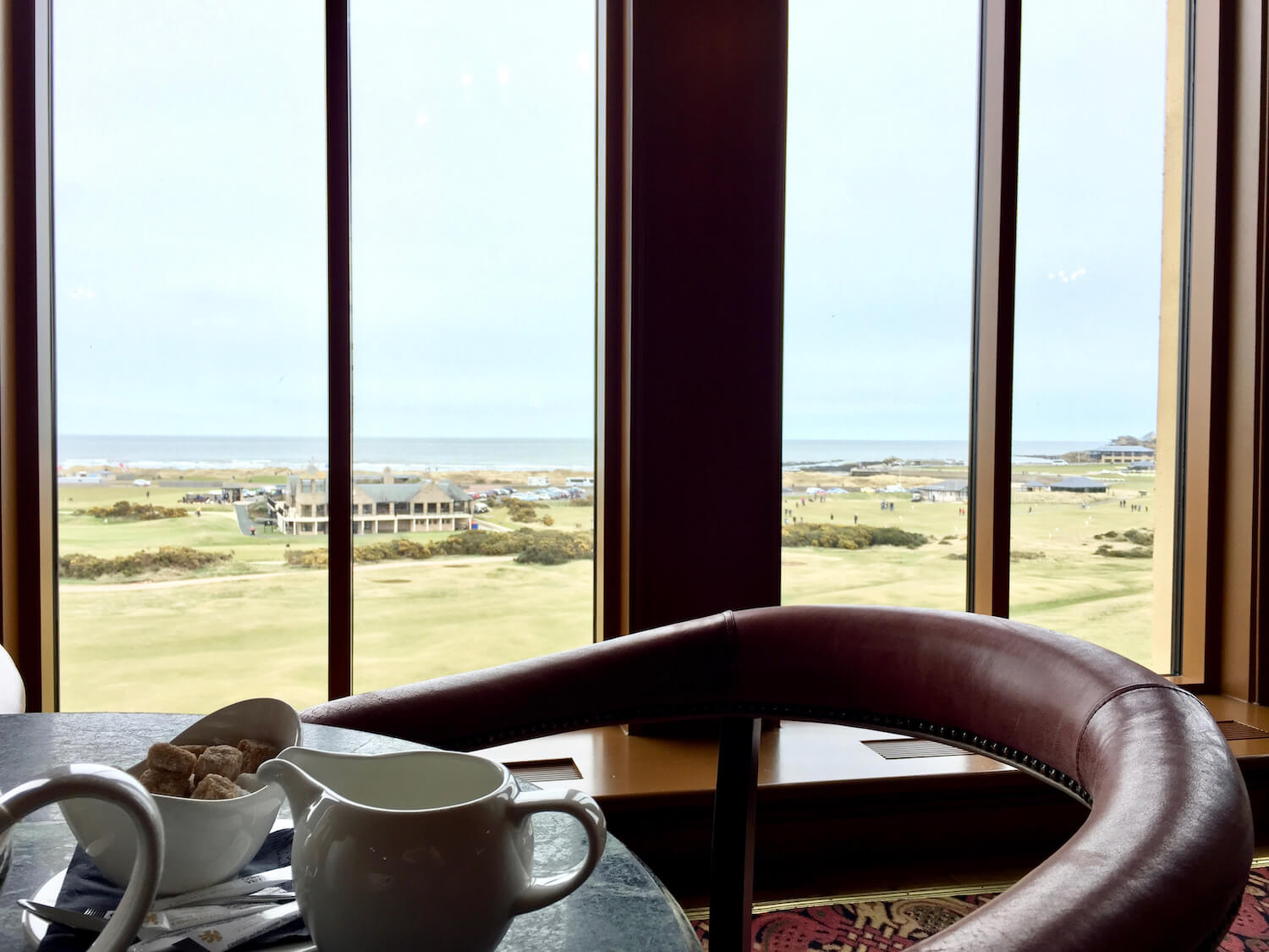 St Andrews Road Hole Bar Old Course Tea
