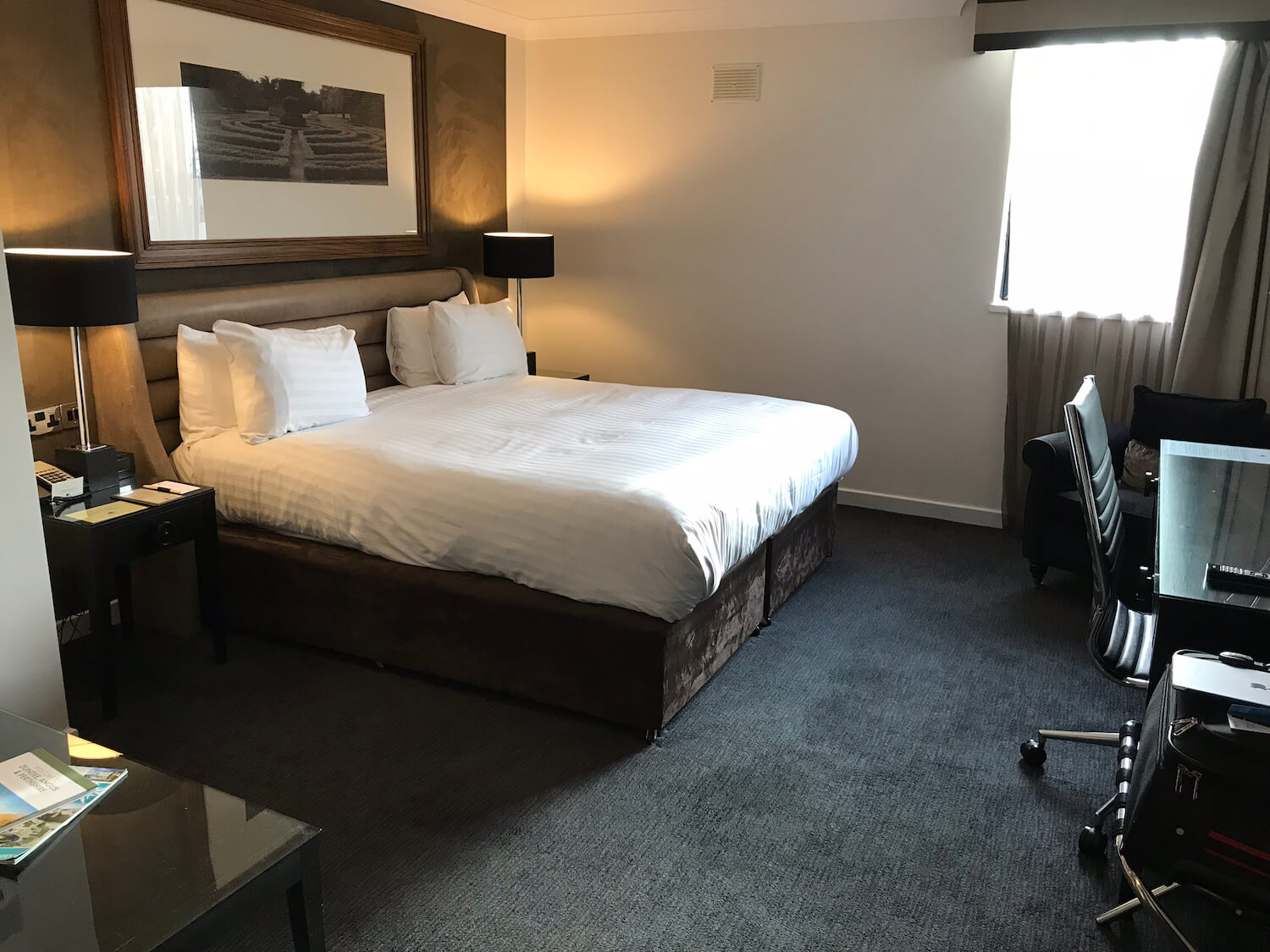 DoubleTree Dundee King Deluxe Room