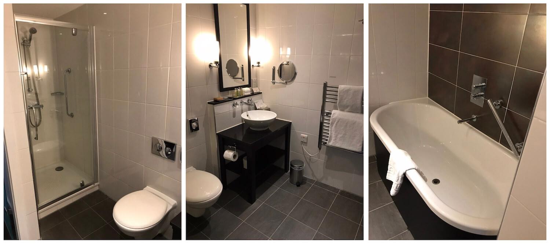 DoubleTree Dundee Bathroom