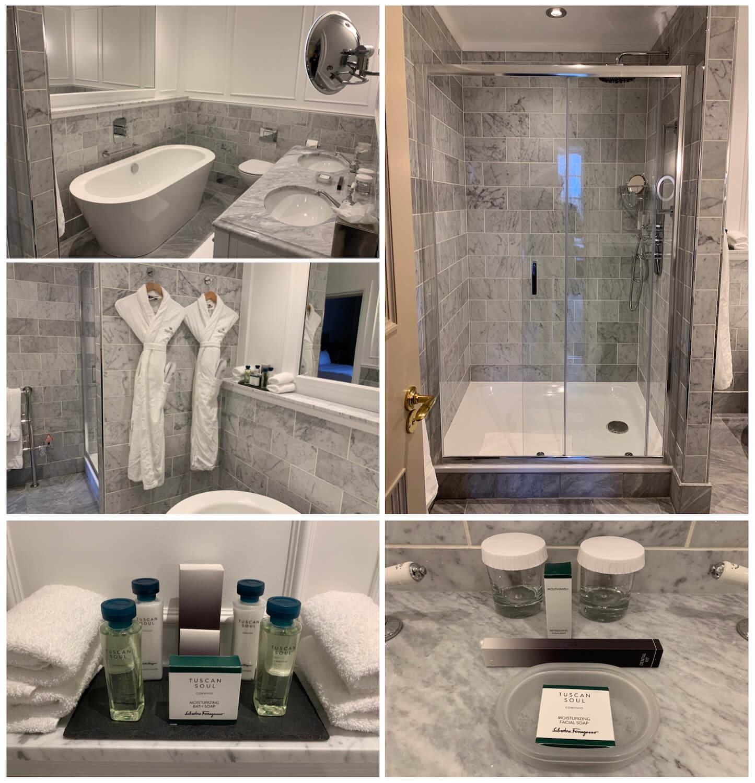 Waldorf Astoria Edinburgh - One Bedroom Suite - Bathroom Fixtures and Amenities/toiletries