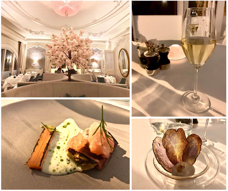 waldorf Astoria Edinburgh - The Pompadour Tasting Menu