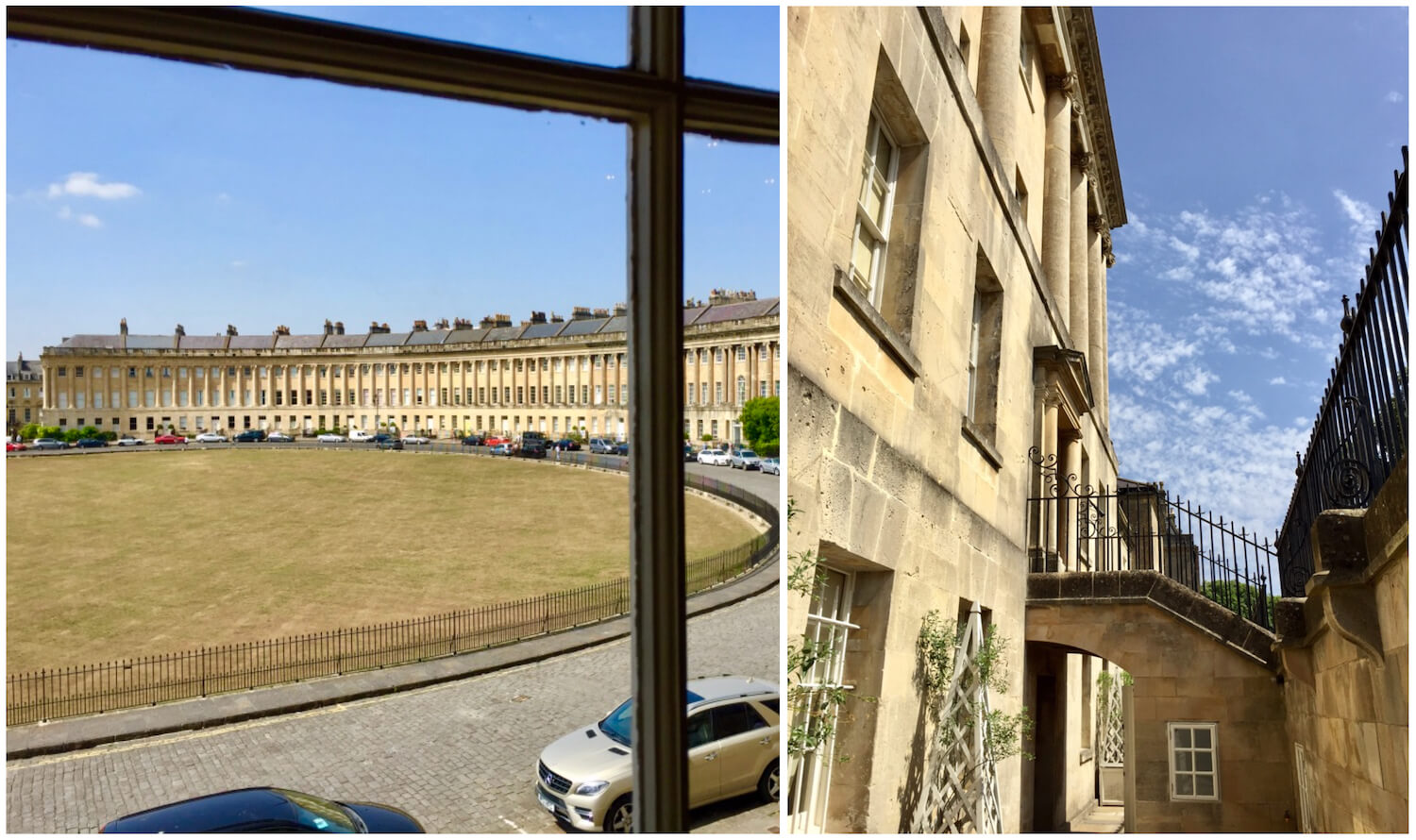 Bath, Somerset - No. 1 Royal Crescent