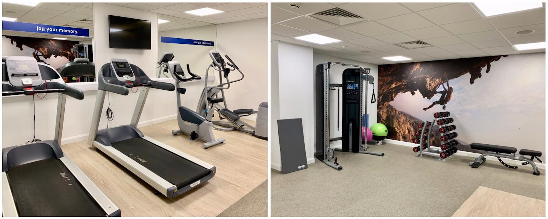 24 Hour Gym - Hampton By Hilton Hotel, Dundee