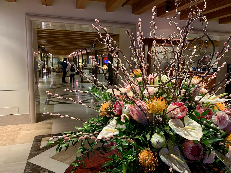 Hilton Molino Stucky Venice - Check In at Reception