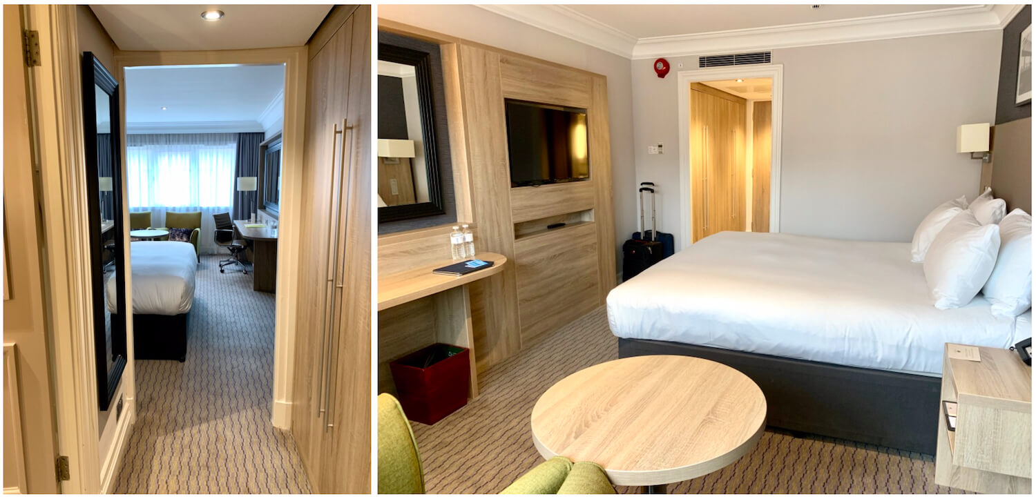 DoubleTree Glasgow Executive Room Overview