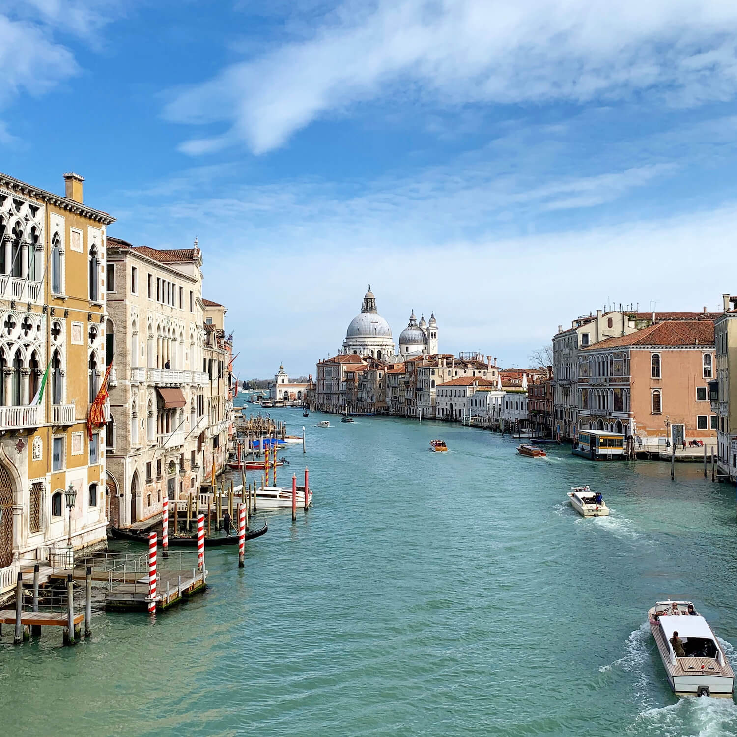 Venice, Italy - Grand Canal - Venice on a Budget