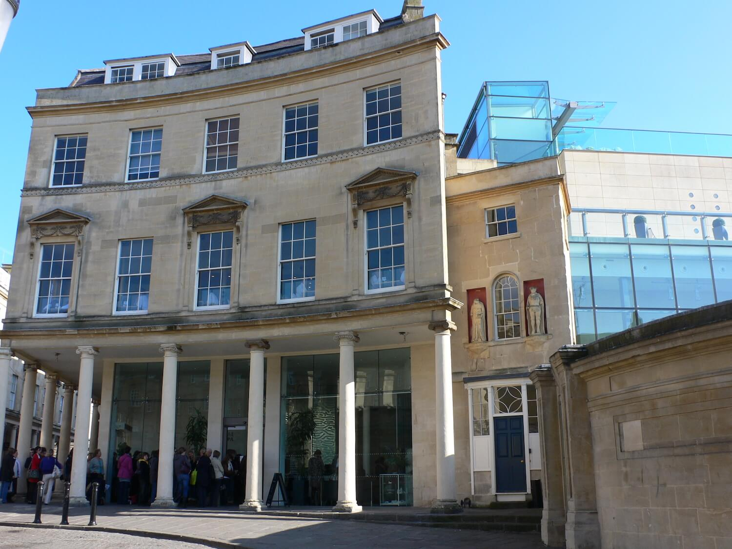 Our Departure Board - Thermae Bath Spa - Things To Do In Bath