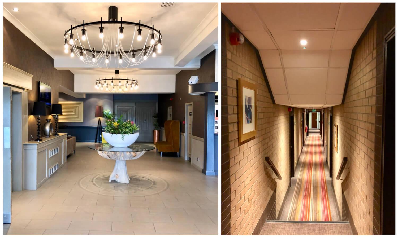 Aberdeen Treetops - Reception Area and Hallway