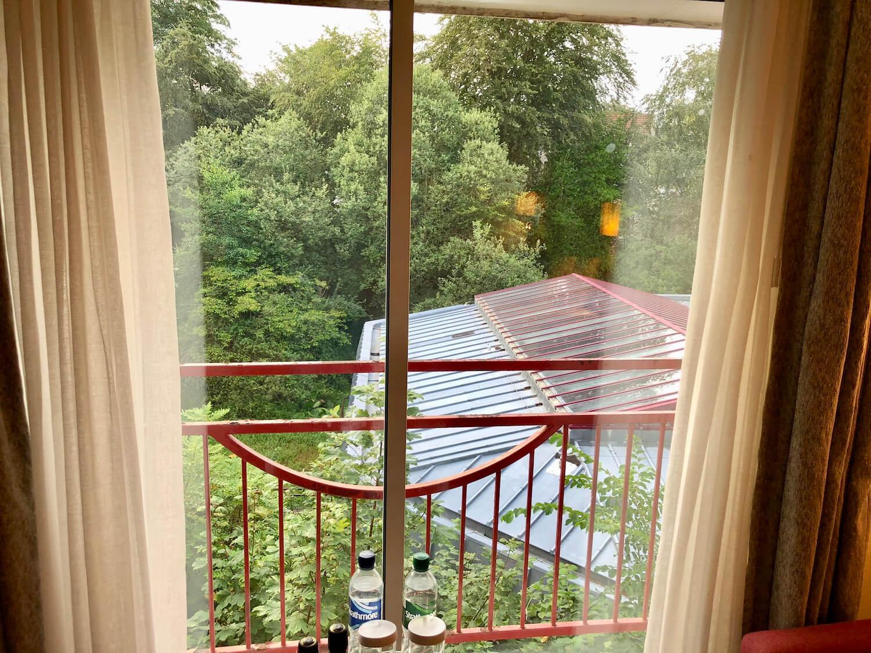 Aberdeen Treetops - Queen Deluxe View