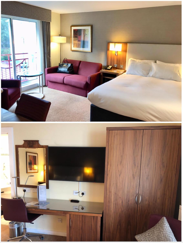 Aberdeen Treetops - Queen Deluxe Room Furniture