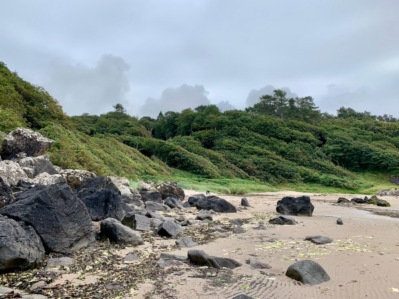 Culzean Castle and Country Park - Culzean Beach