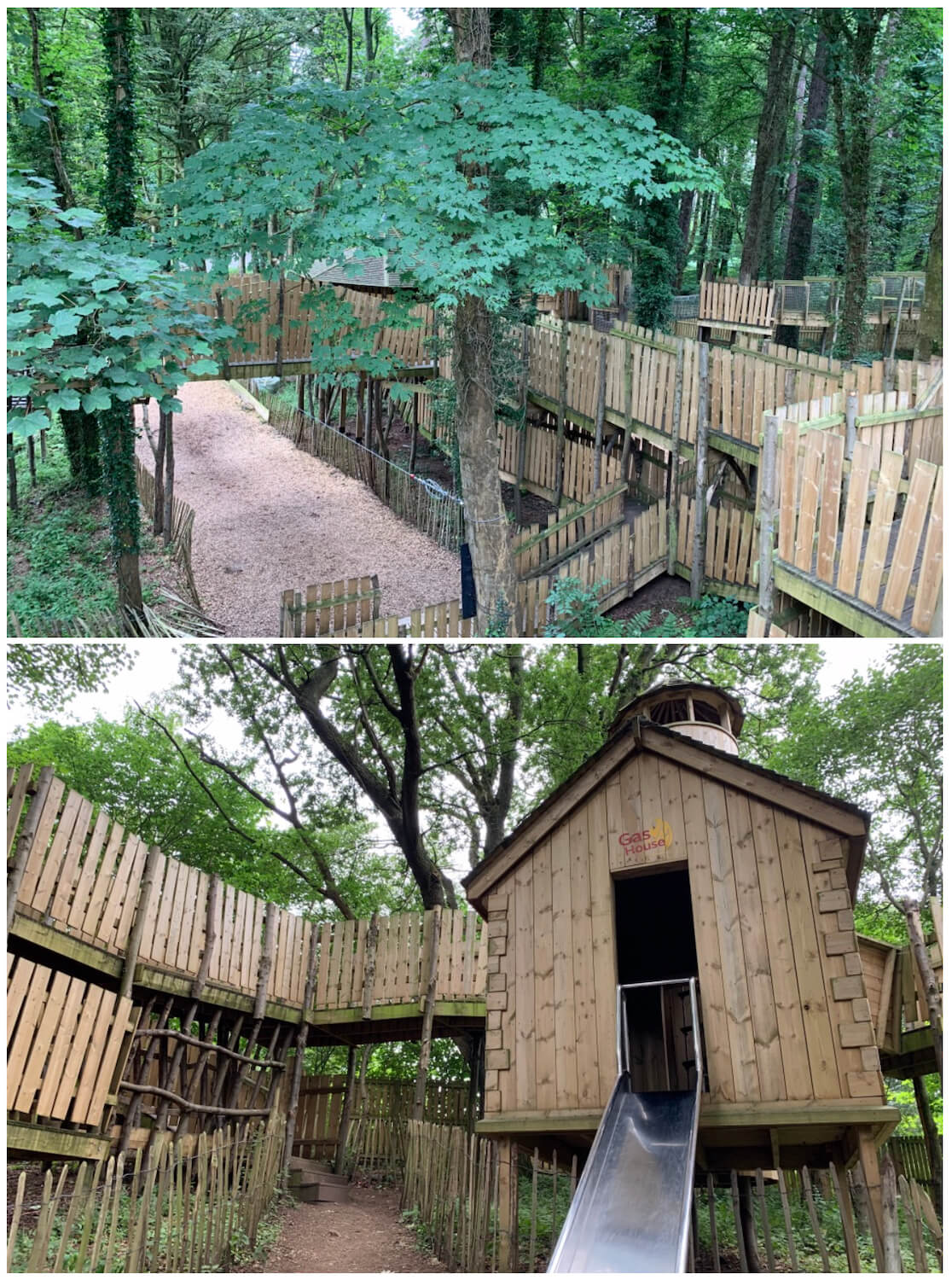 Culzean Castle and Country Park - Adventure Cove and Wild Woodland