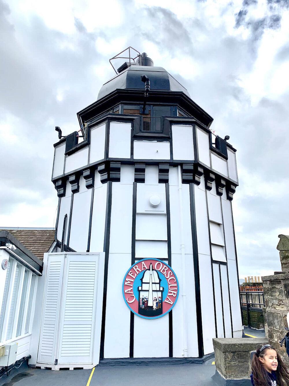 from Camera Obscura & World Of Illusions, Edinburgh. Visit  www.Camera-obscura.co.uk