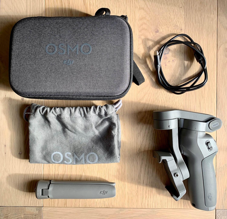 DJI Osmo Mobile 3 Combo Gimbal