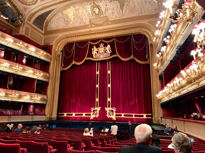 Royal Opera House - Main Stage Auditorium