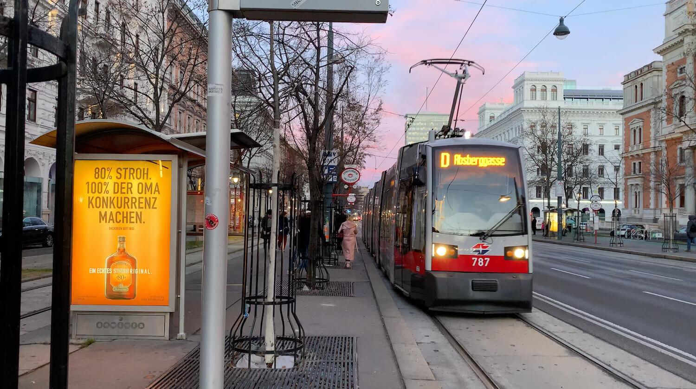 Vienna Public Transport - Tram