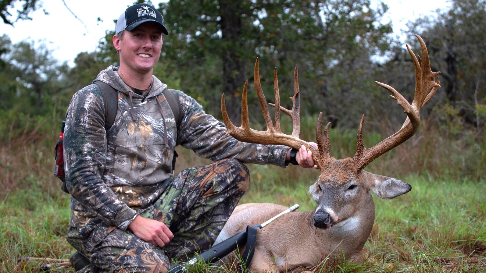 Hunters Success - Our trophy and management bucks are some of the best in the State of Texas. Take a look!