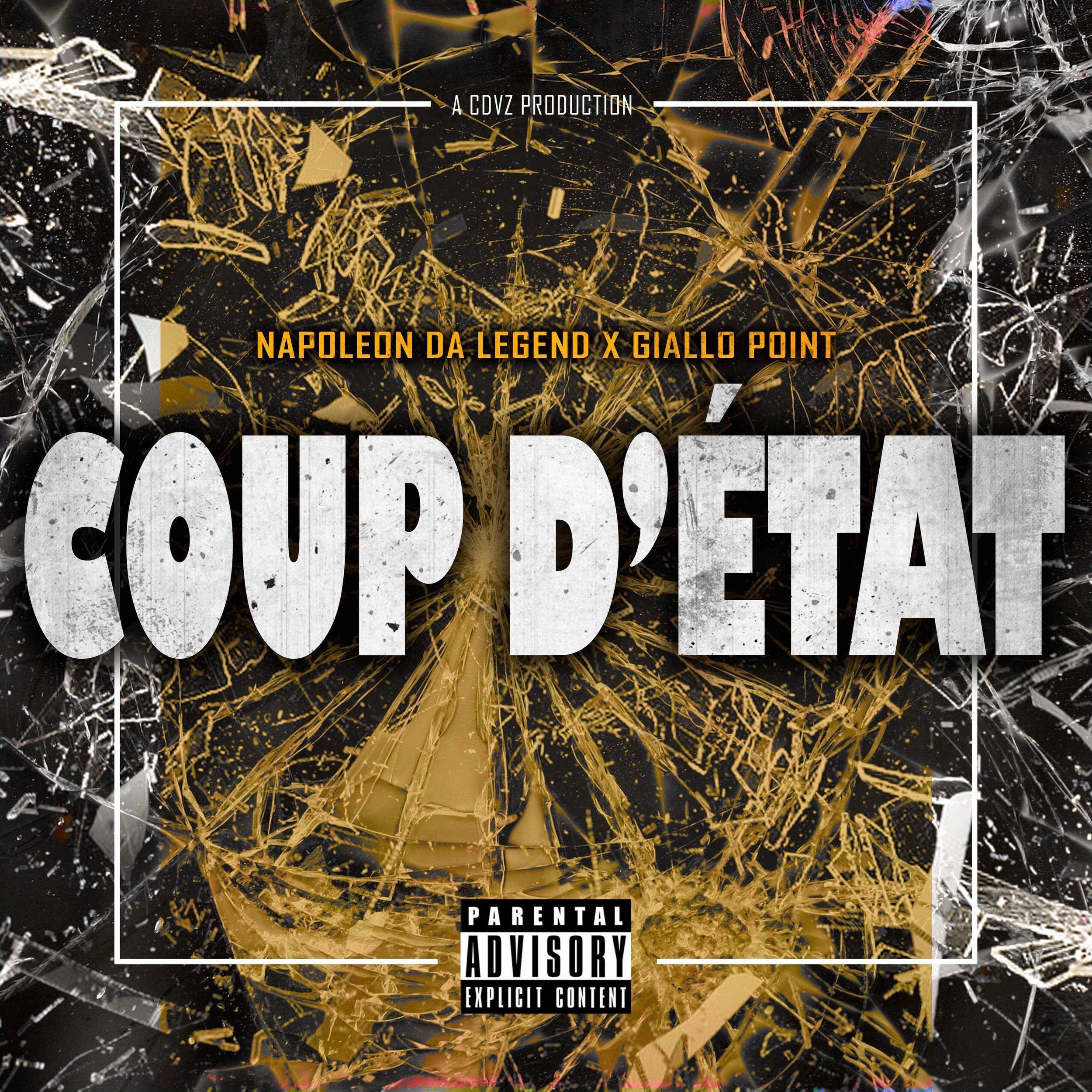 COUP D'ETAT    BUY CD   / BUY VINYL