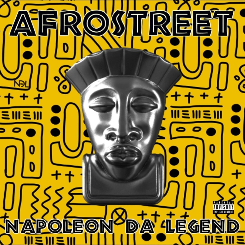 AFROSTREET    BUY CD