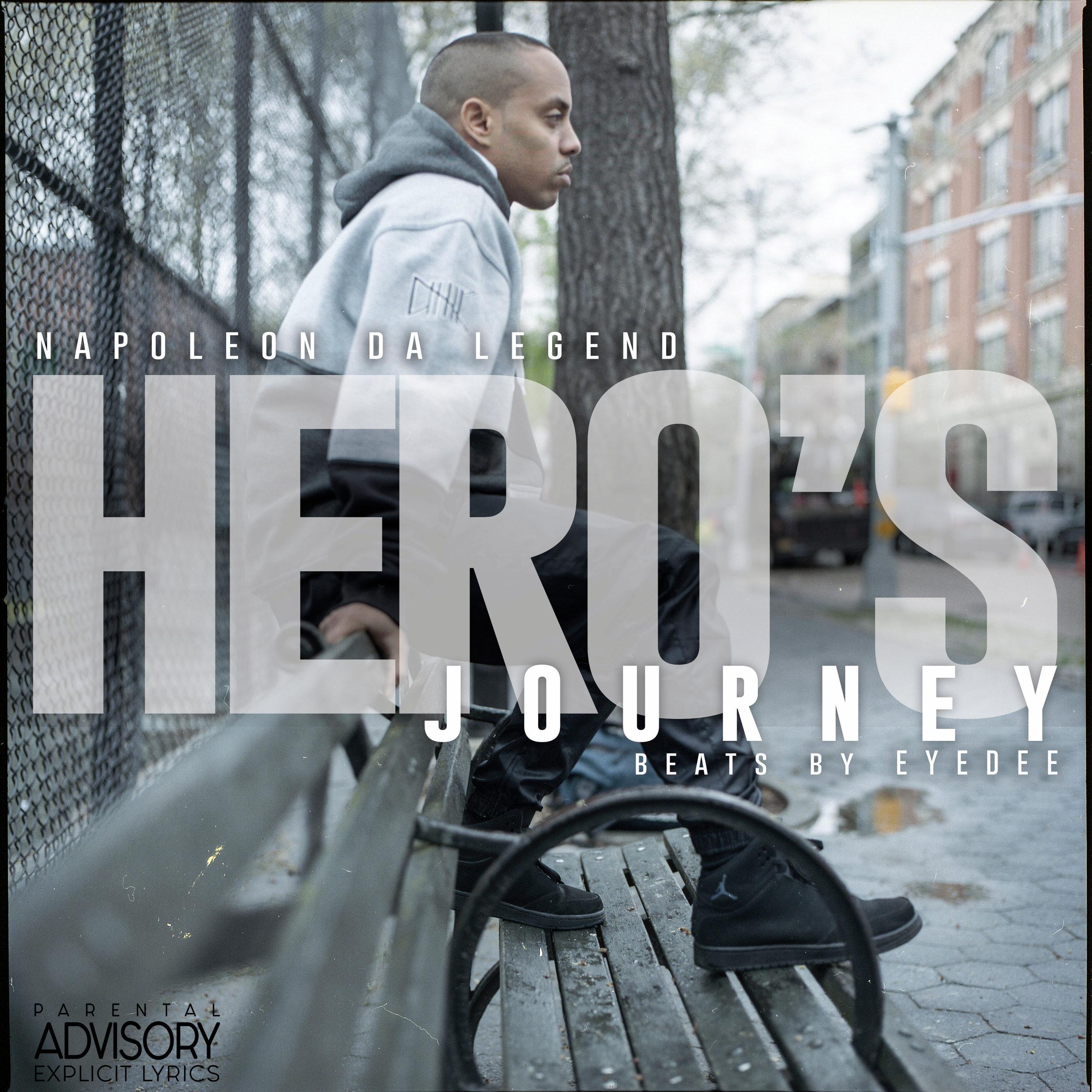 HERO'S JOURNEY    BUY CD