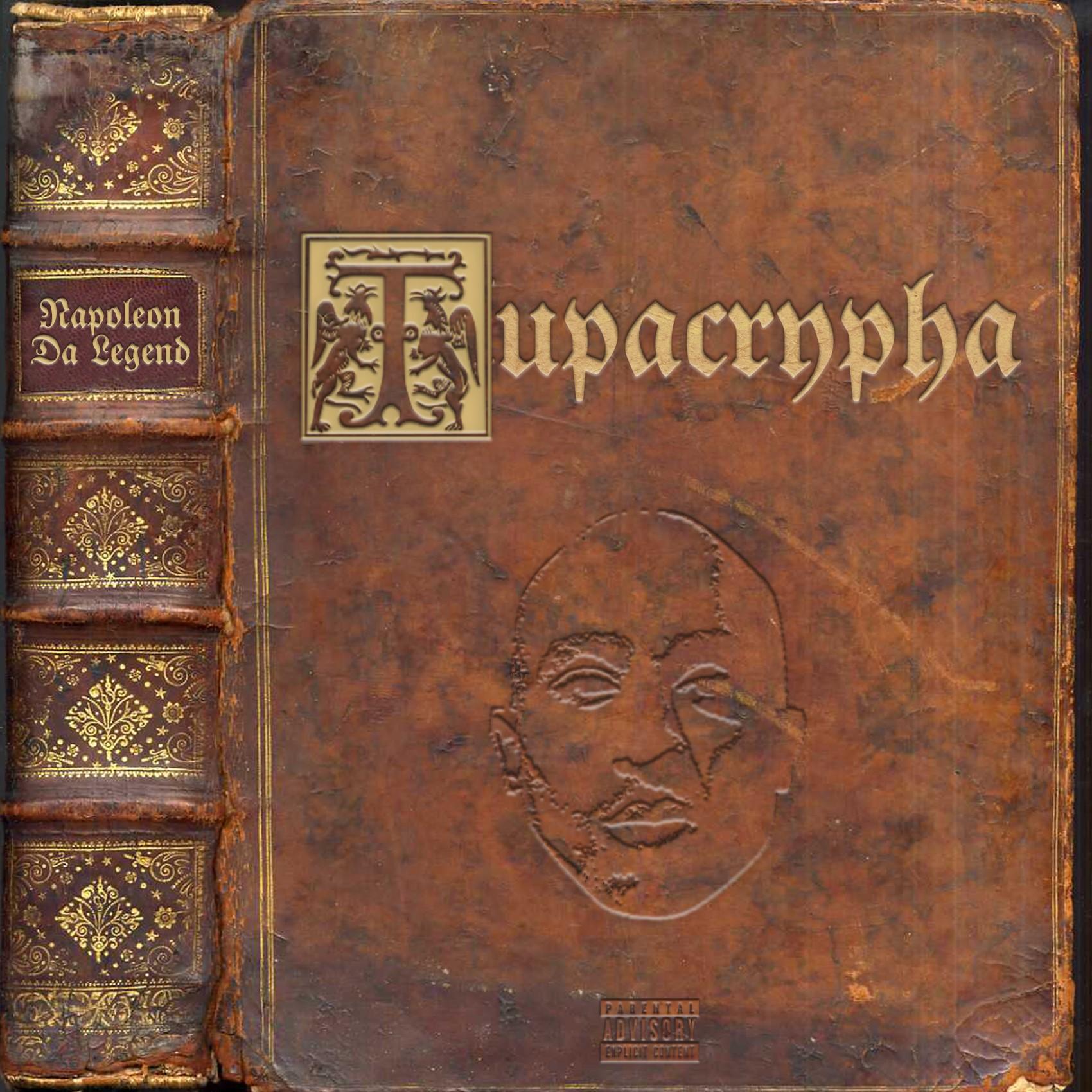 TUPACRYPHA    BUY CD