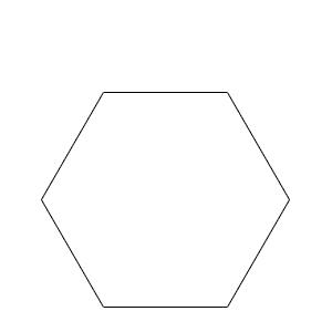 Hex 6 x 6