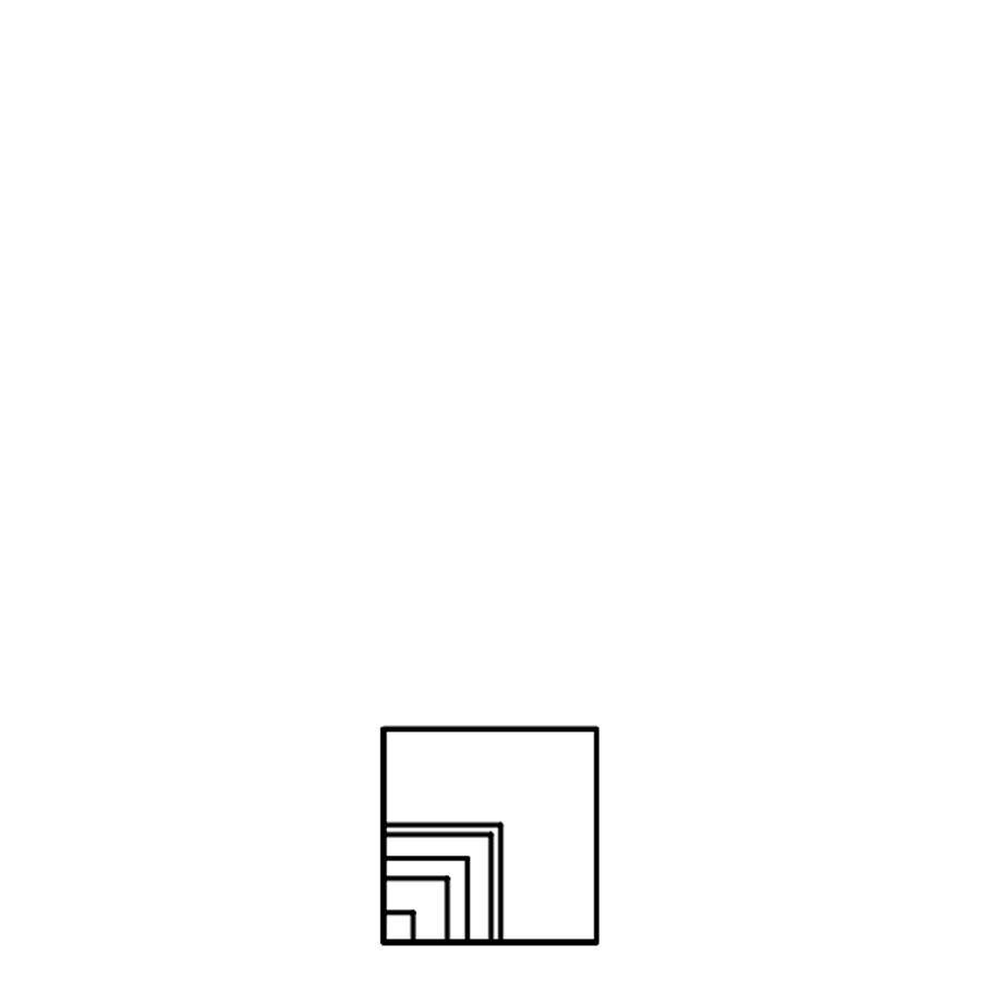 2 x 8 Rail Molding FrameCorner