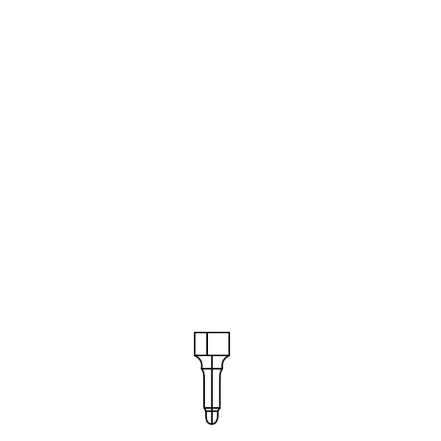 2.8 x 12 Crown Molding EndCap
