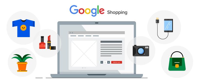 Google Shopping Product Setup Availbile