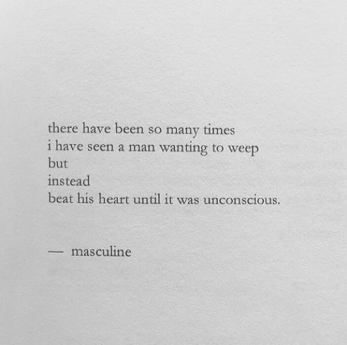 Poem by Nayyirah Waheed