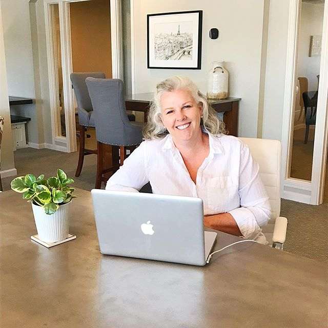 Starting off the day learning that one of our newest members and Certified Professional Organizer @amytokos was featured in a Washington Post article is pretty hard to beat ✨  Amy is a time management and productivity expert and we're honored she chose Trouvaille as her focus zone for the next month ✨  If you're a parent of a high schooler check out Amy's advice in the link below...!!  https://wapo.st/2XFUDws  ✨       