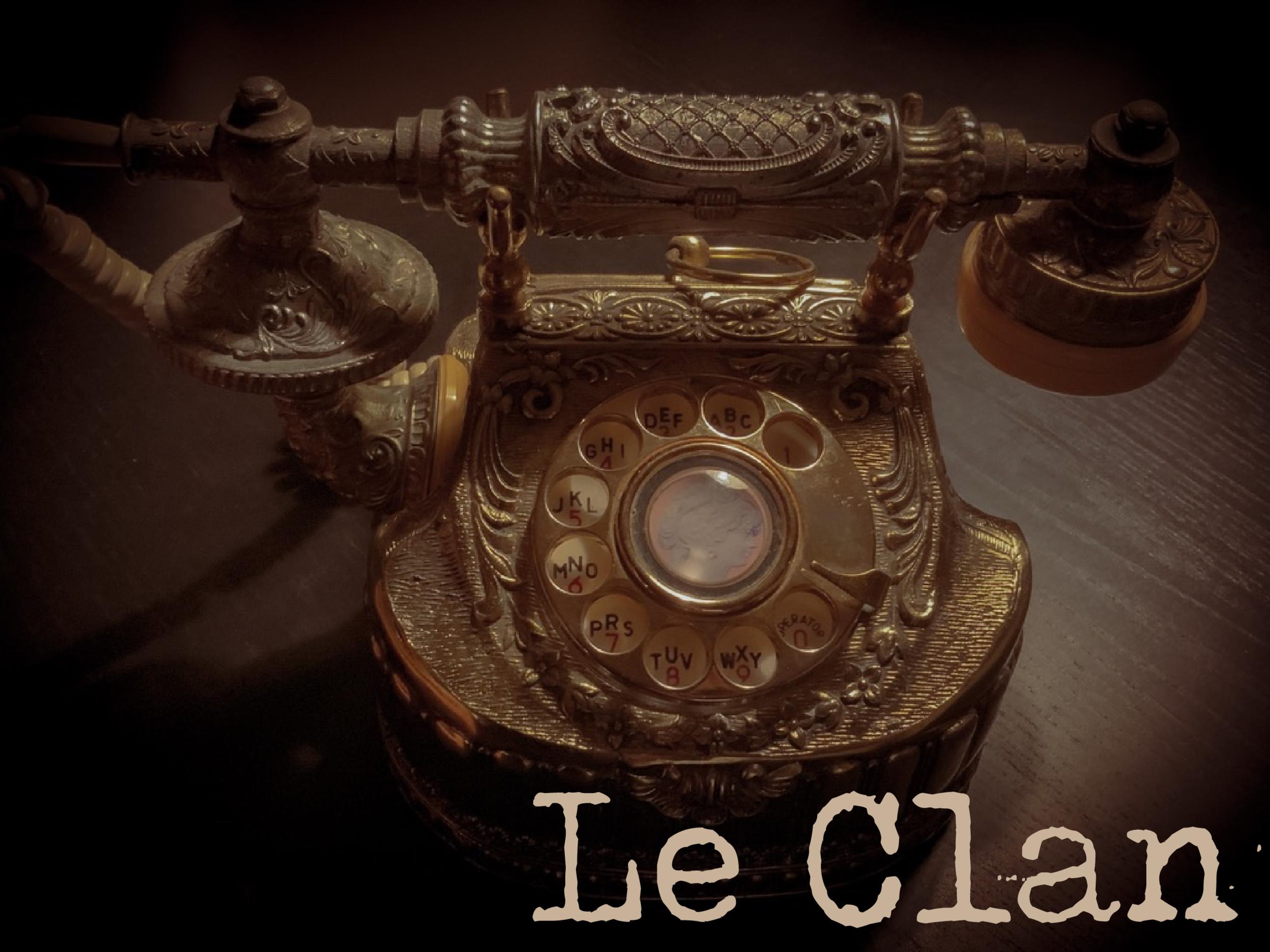 Photo Le Clan_Le Clan (1920).png