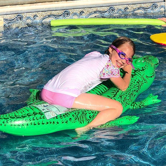 Pool party season has started!!! #stpaulsummer