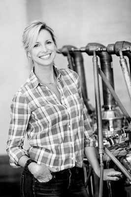 Jaime Windon co-founded Lyon Distilling Company in 2012. She's also a founding member and current president of the Maryland Distillers Guild.