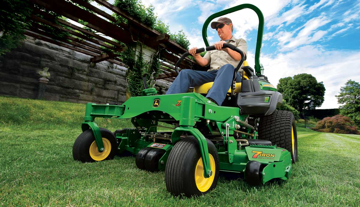 - COMMERCIAL MOWERS
