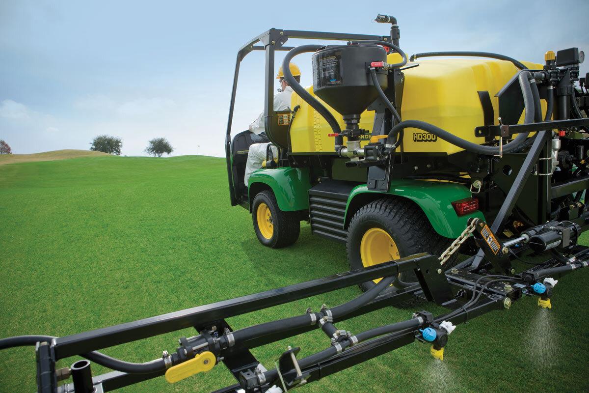 - selectspray series turf sprayers